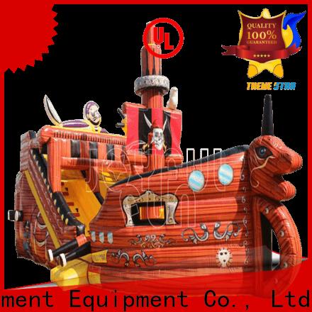 Joyful Fun chameleon inflatable fun city factory price for outdoor