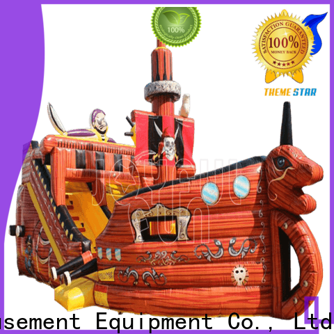stable bounce playhouse pirate supplier for lake
