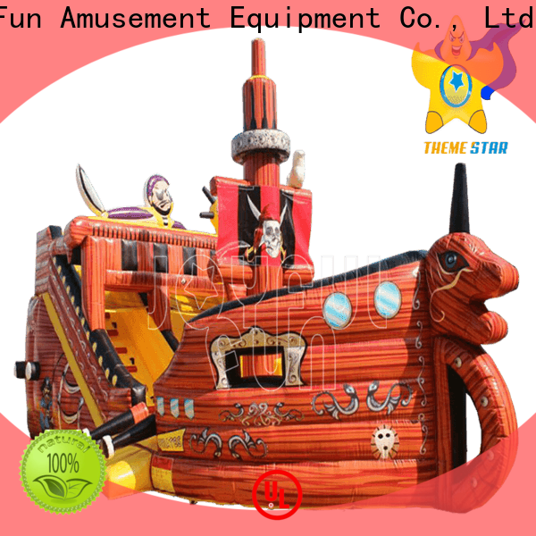 Joyful Fun professional bounce playhouse wholesale for outdoor