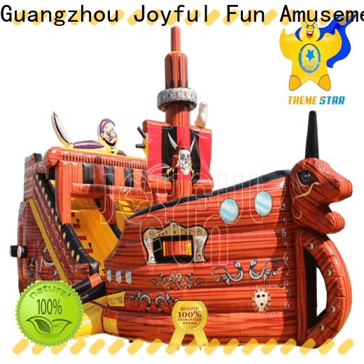 Joyful Fun stable custom inflatable products factory price for outdoor