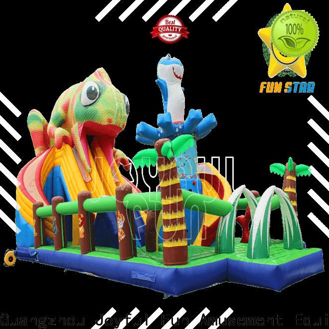 Joyful Fun professional custom inflatables manufacturer factory price for outdoor