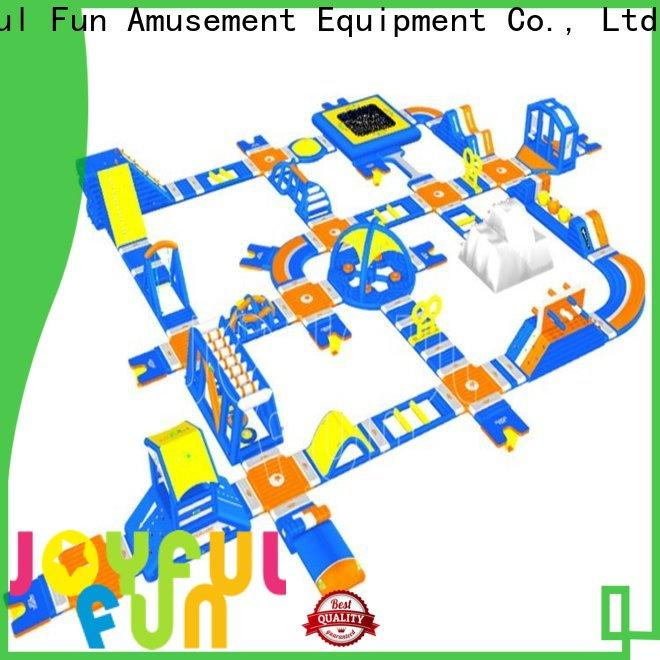 Joyful Fun functions inflatable water park manufacturer for park