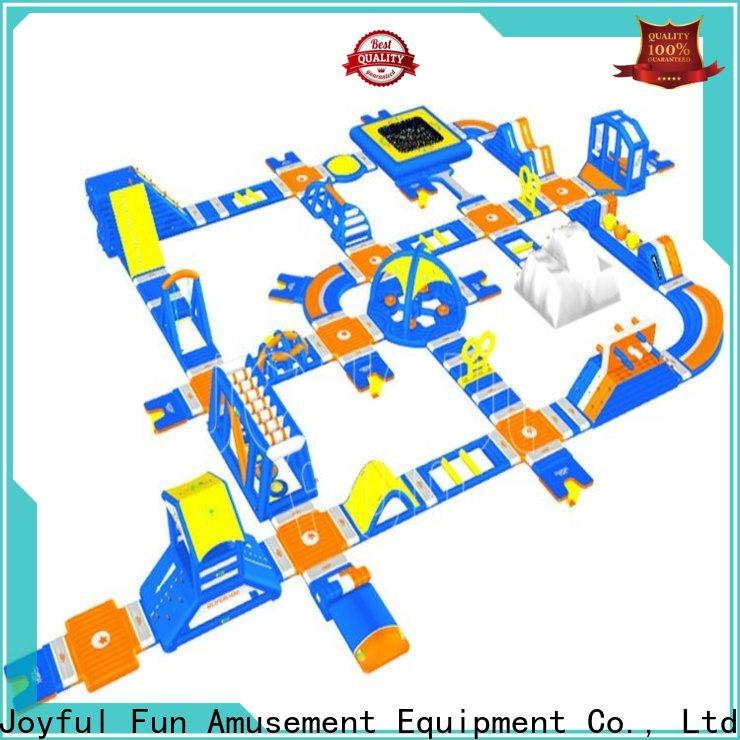 quality giant inflatable water park multi wholesale for kids