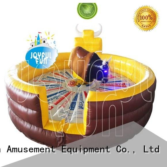 Joyful Fun rodeo inflatable outdoor games series for children