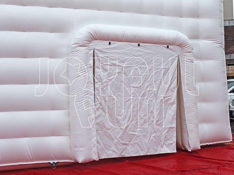 NEW Style White Inflatable Square Tent with Windows