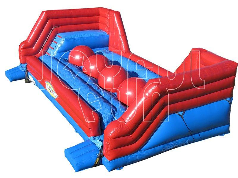 Inflatable Air Pad Ball Leap Sports Interactive Tumble Alley