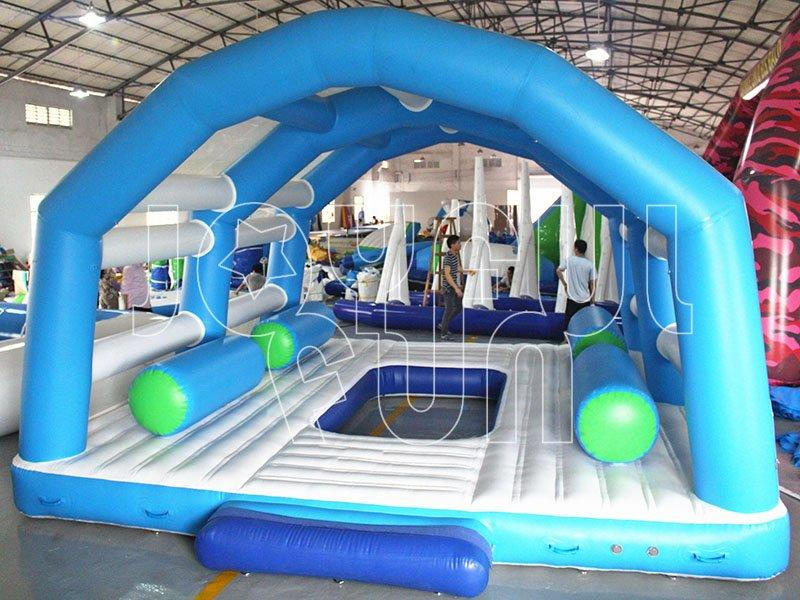 Joyful Fun OEM Brand High Quality Small Inflatable Water Park