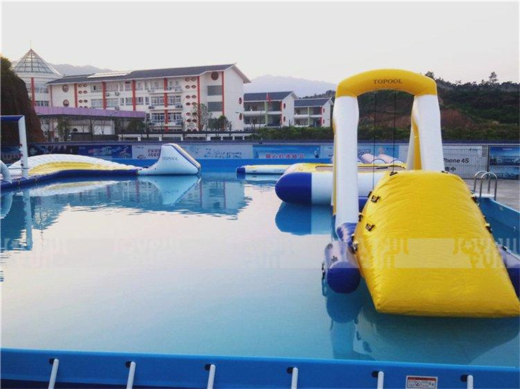 Inflatable Water Park OEM for Famous Mainland Brand
