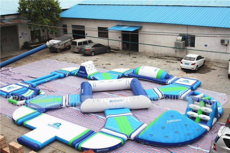 Joyful Fun OEM for Inflatable Aqua Park Brand of Japan