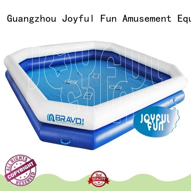 Joyful Fun sturdy best inflatable pool personalized for lake