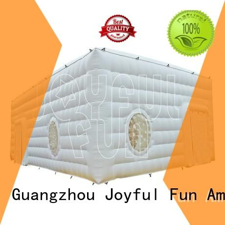 Joyful Fun white best inflatable tent factory for outdoor