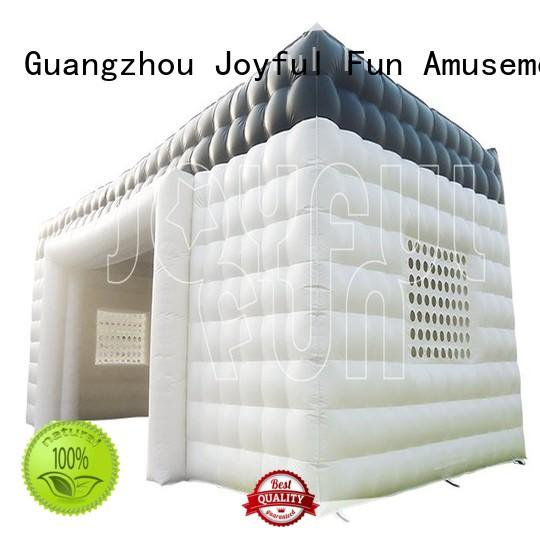 inflatable cube tent white with good price for outdoor