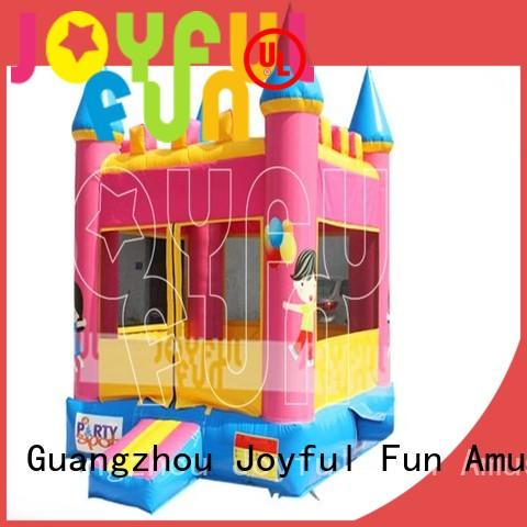 Joyful Fun castle Jumping Castle customized for lake