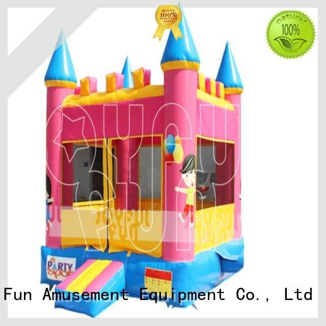 Joyful Fun quality inflatable jump house from China for children