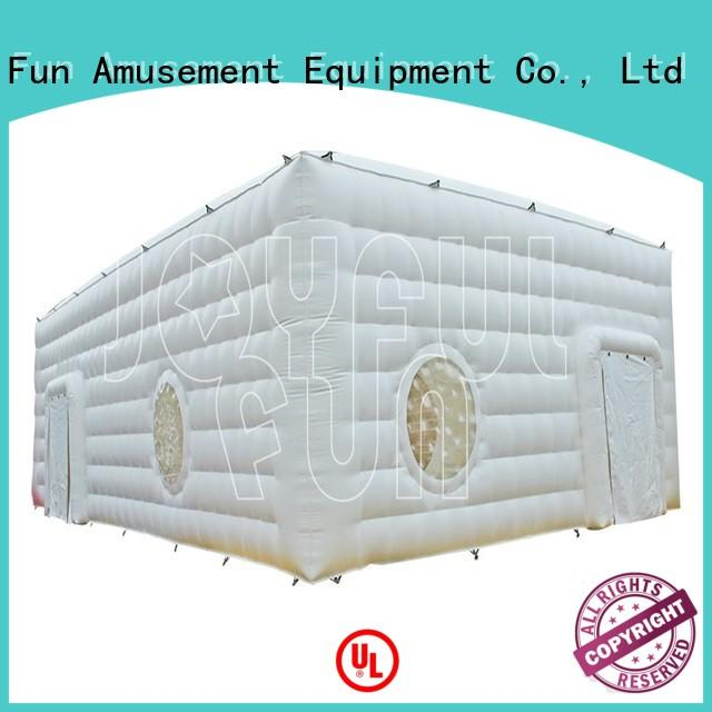 inflatable cube tent style for park