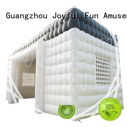 inflatable cube tent inflatable factory for lake