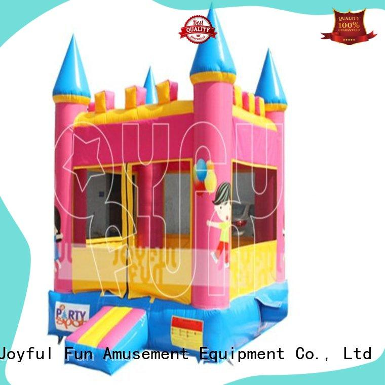 Joyful Fun castle inflatable jumping castle customized for children