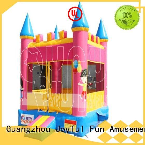 Joyful Fun practical Jumping Castle customized for children