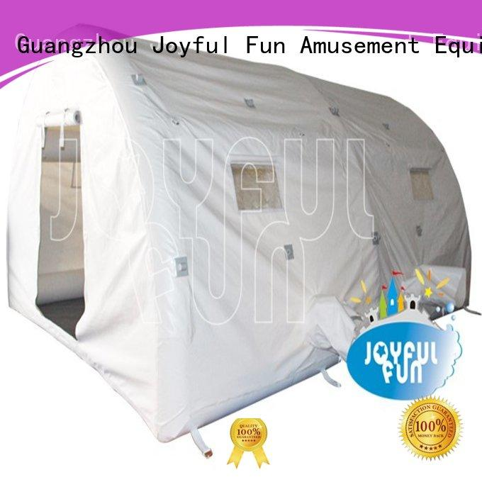 Joyful Fun stable inflatable air tent supplier for kids