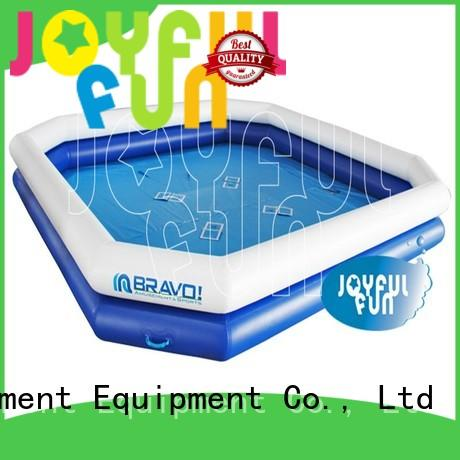Joyful Fun professional round inflatable pool factory price for kids