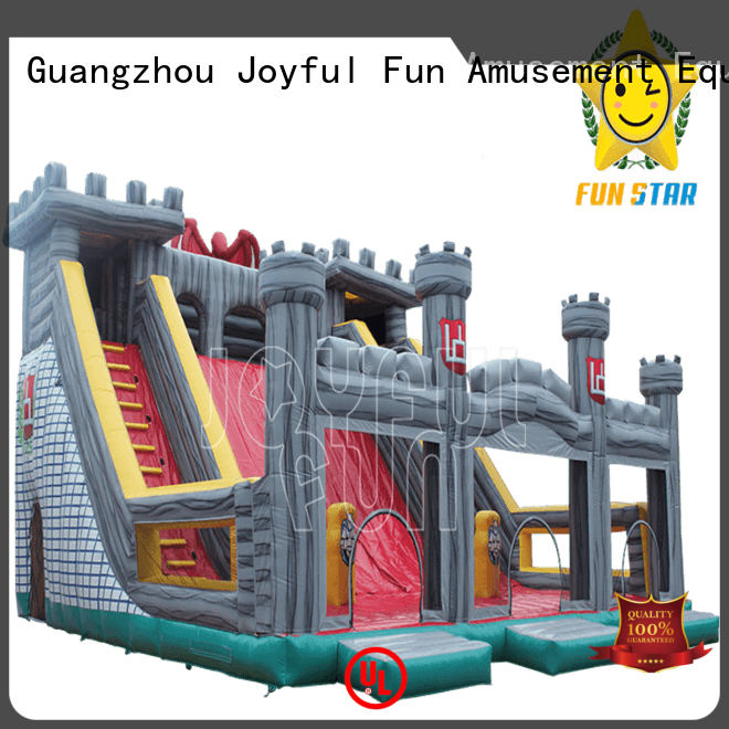 Joyful Fun certificated purchase inflatables factory price for lake