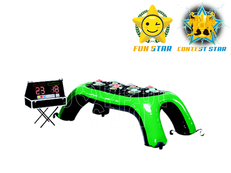 New Interesting Interactive Play Game IPS Inflatable Light Strike Battle