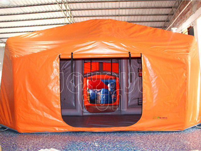 Joyful Fun quality inflatable house tent personalized for outdoor
