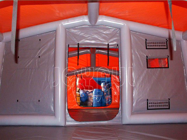 Good Quality Airtight Inflatable House Tent with Rooms
