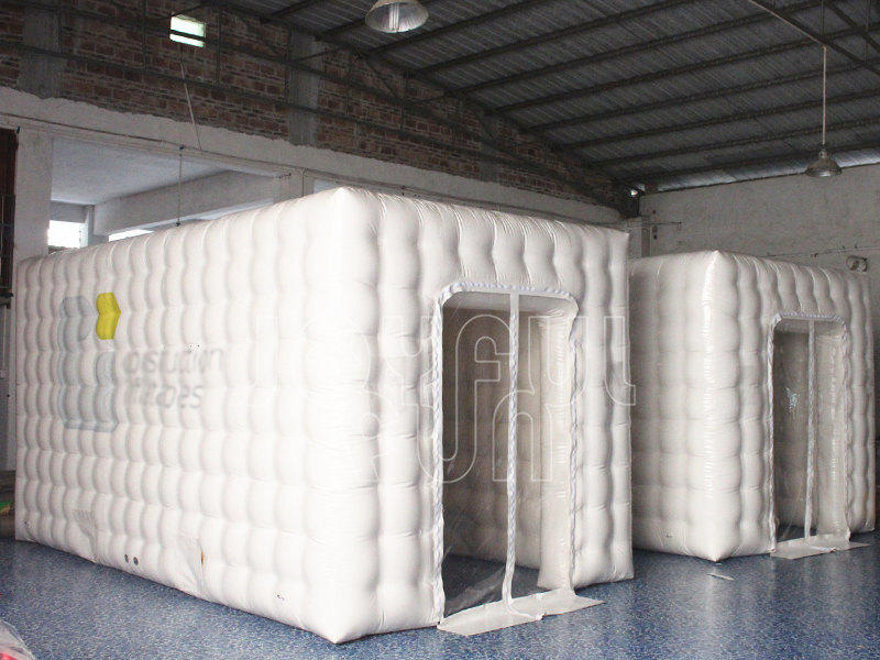 High Quality Airtight Cube Inflatable Hotel Tent