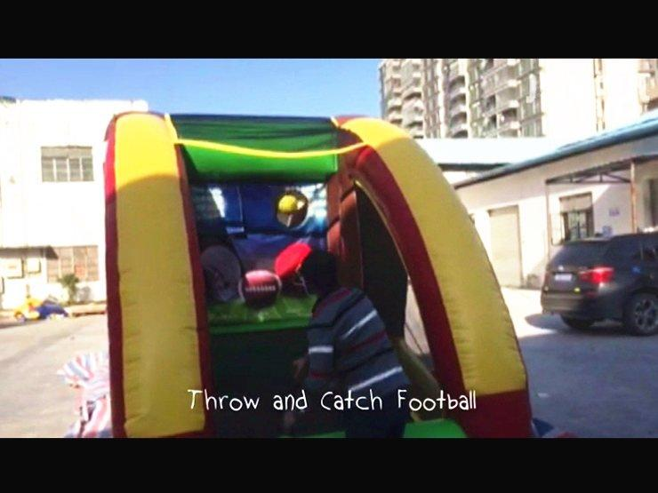 New Interesting Inflatable American Football Game