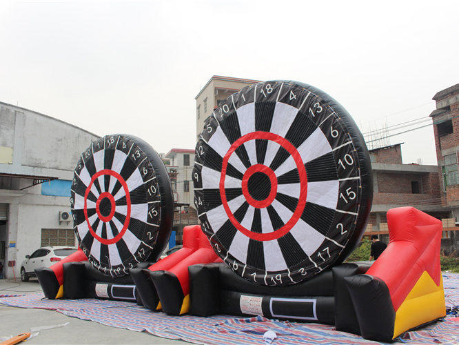 Good OEM for Inflatable Sports Game Soccer Dart
