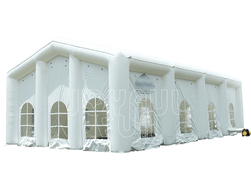 High Quality White PVC TARP Inflatable Wedding Tent