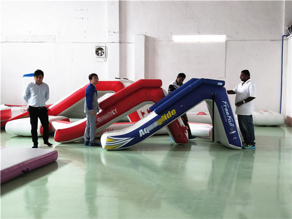 Joyful Fun Inflatables Factory Expanded