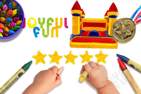 Reviews about Joyful Fun Inflatable Products.