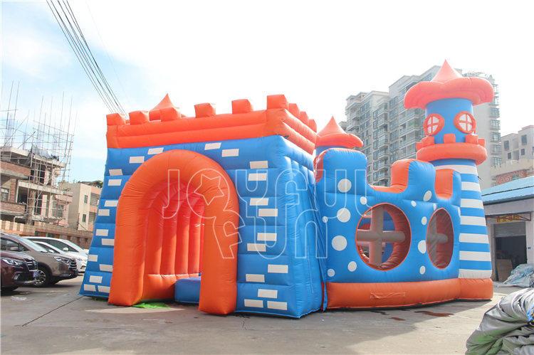 Joyful Fun Supply Theme Park Brand Inflatable Toys Park