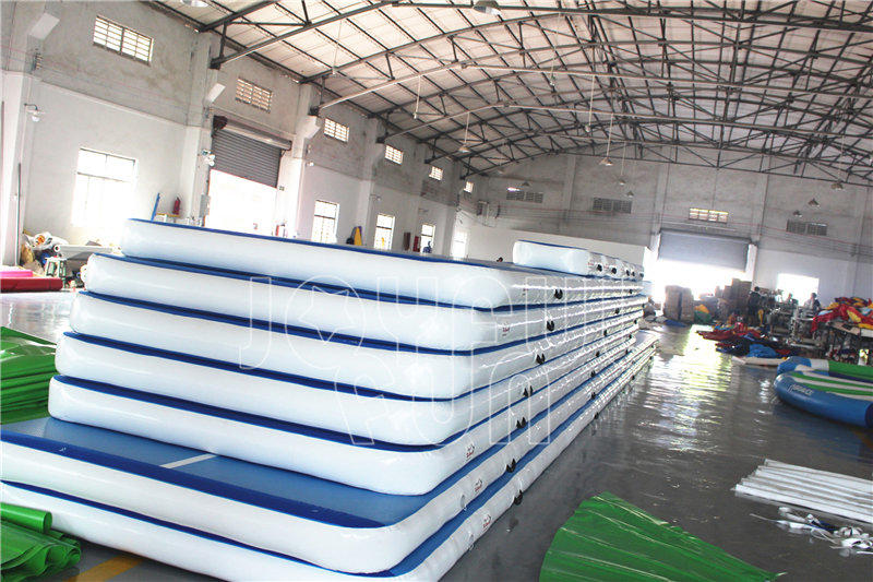 High Quality 20cm Drop Stitch Gymnastic Inflatable Air Track