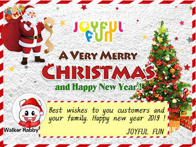 Wish you all customers Merry Christmas! Happy New Year!