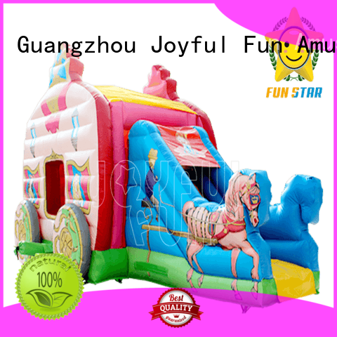 castle combo bounce house slide factory for kids