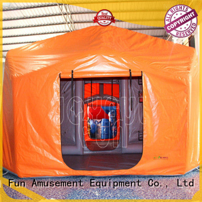 certificated blow up tent house supplier for kids