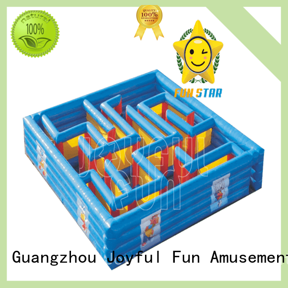Joyful Fun inflatable games with good price for children