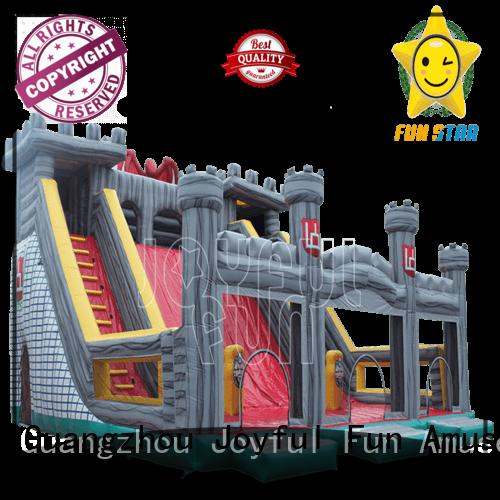 fun slide best inflatable play Joyful Fun Brand