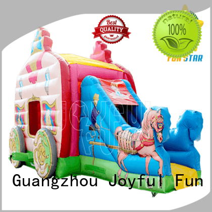 Joyful Fun bouncer mickey mouse bounce house factory for lake