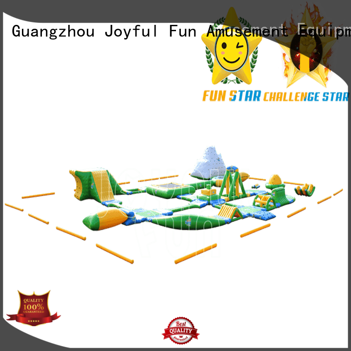 Joyful Fun inflatable the inflatable water park from China for kids