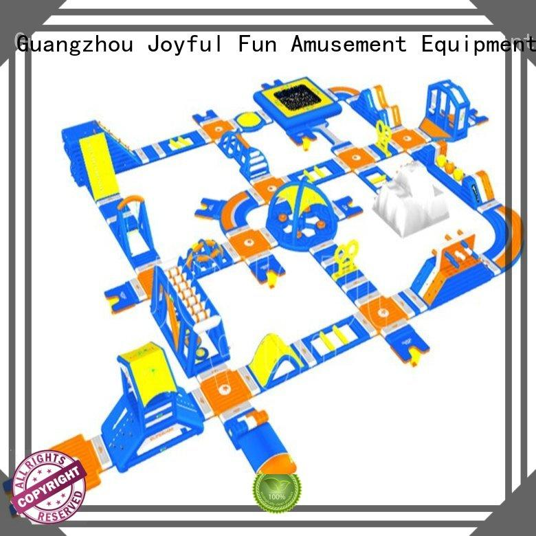 Joyful Fun inflatable inflatable water park factory price for park