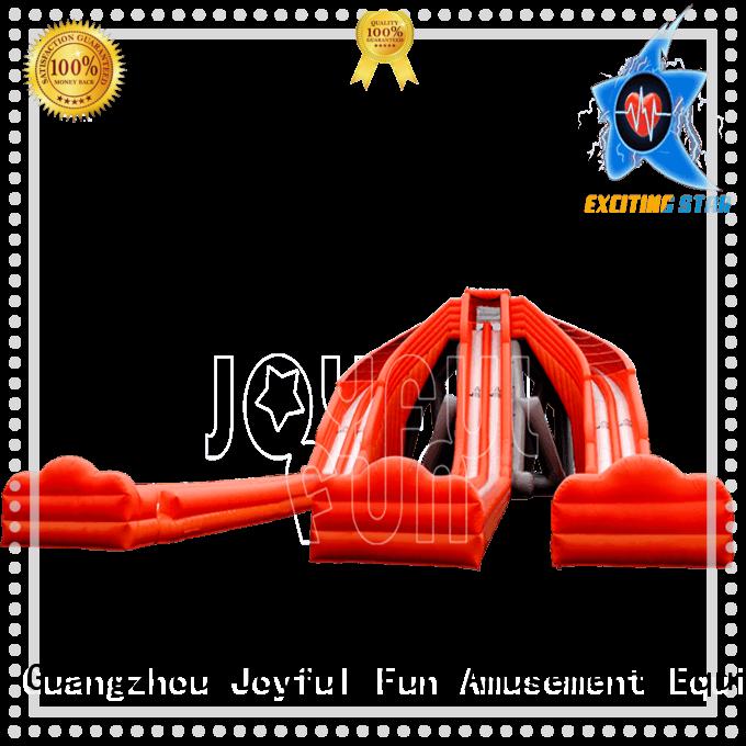 Joyful Fun air inflatables factory for lake