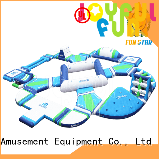 top selling classic inflatable water park open Joyful Fun