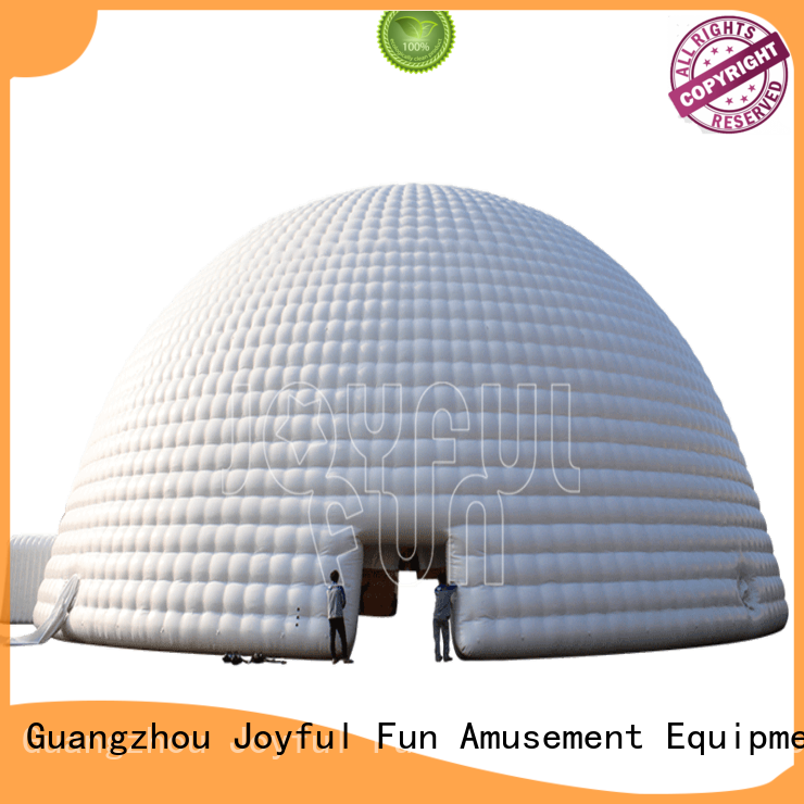 Joyful Fun giant giant inflatable tent wholesale for park