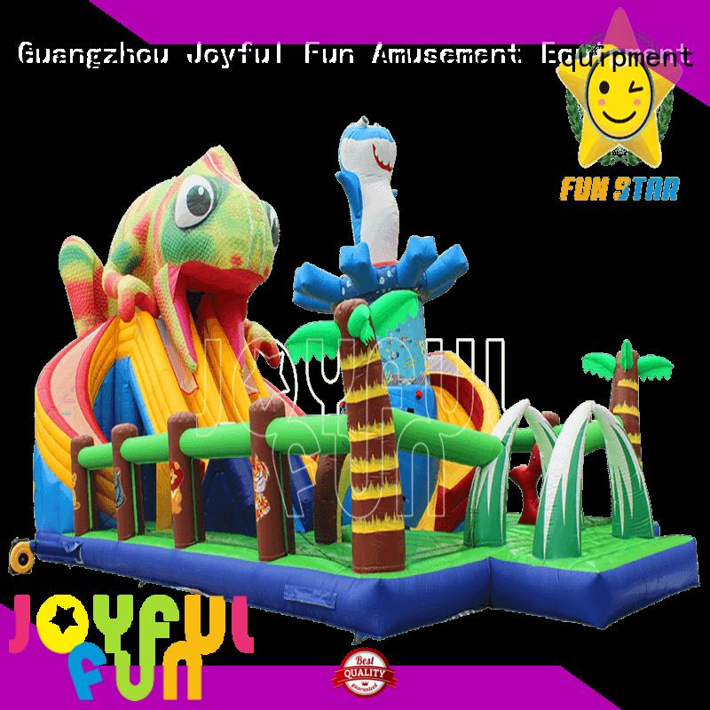 Custom high quality pirate inflatable fun city Joyful Fun fun