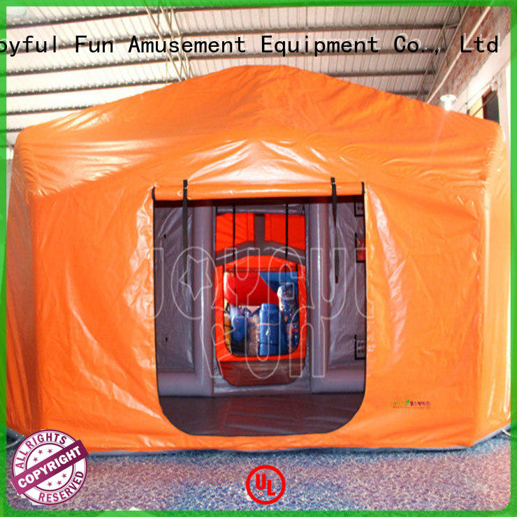 Joyful Fun rooms inflatable house tent wholesale for outdoor