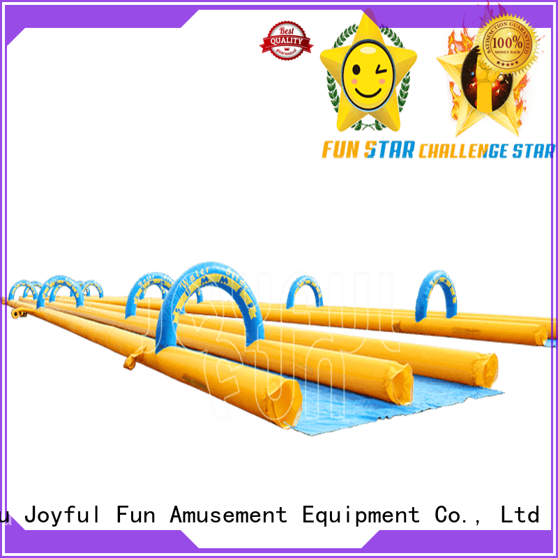 Joyful Fun water factory price for outdoor